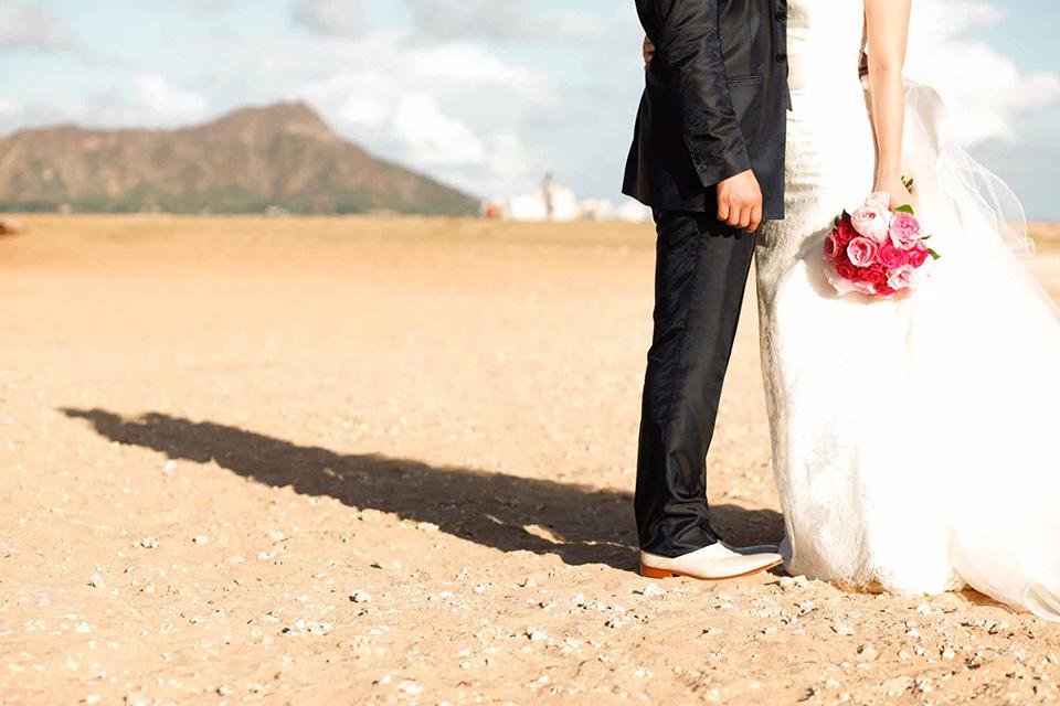 ココフルールの結婚写真